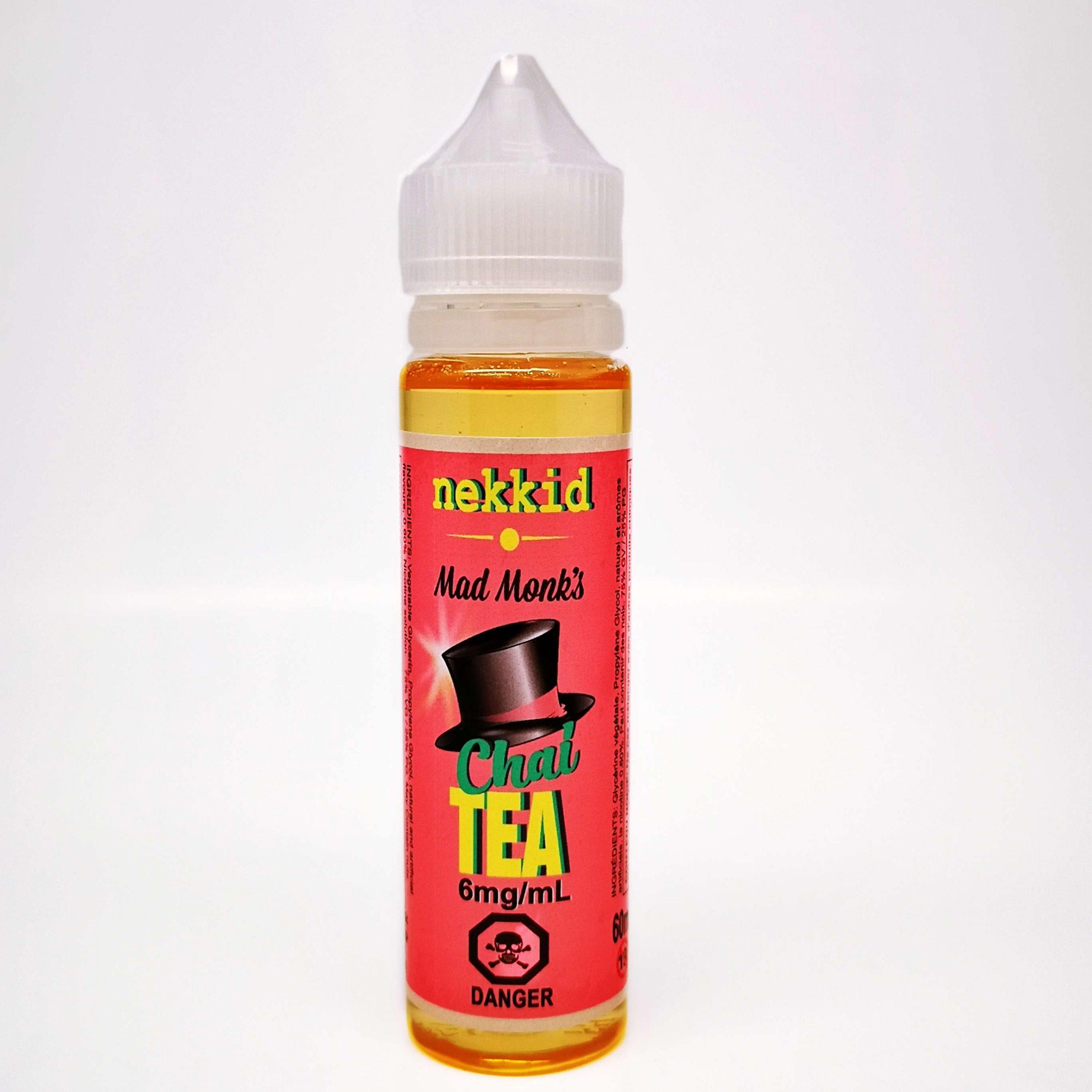 Mad Monk's Chai Tea