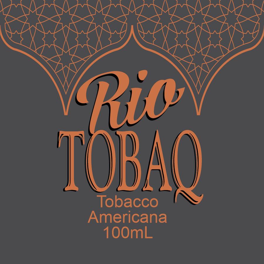 Rio TOBAQ - Tobacco Americana