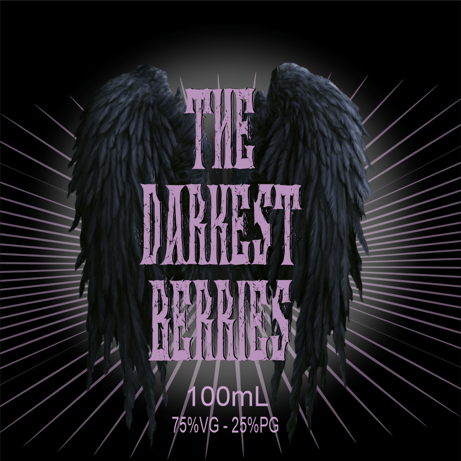 The Darkest Berries - 100mL
