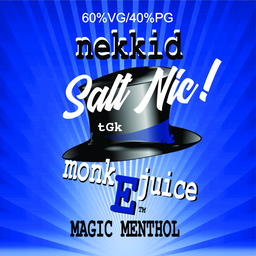 Magic Menthol - Salt Nic 30mL