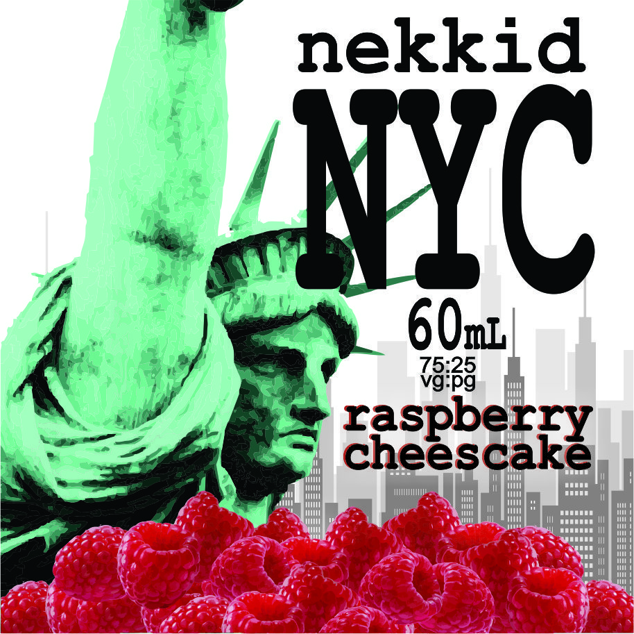 NYC Raspberry Cheesecake Eliquid
