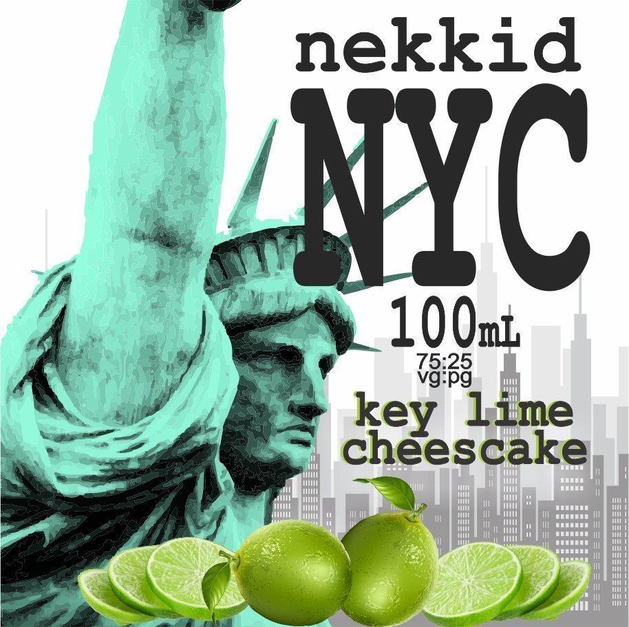 Key Lime Cheesecake - 100mL