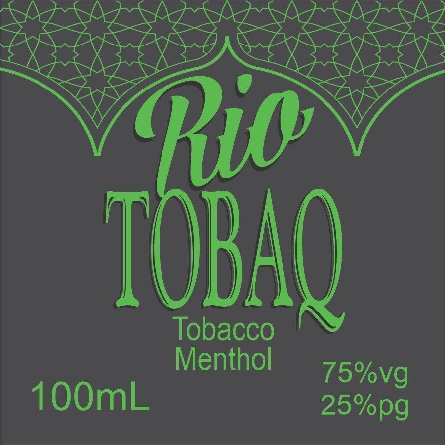 Rio Tobaq - Tobacco Menthol