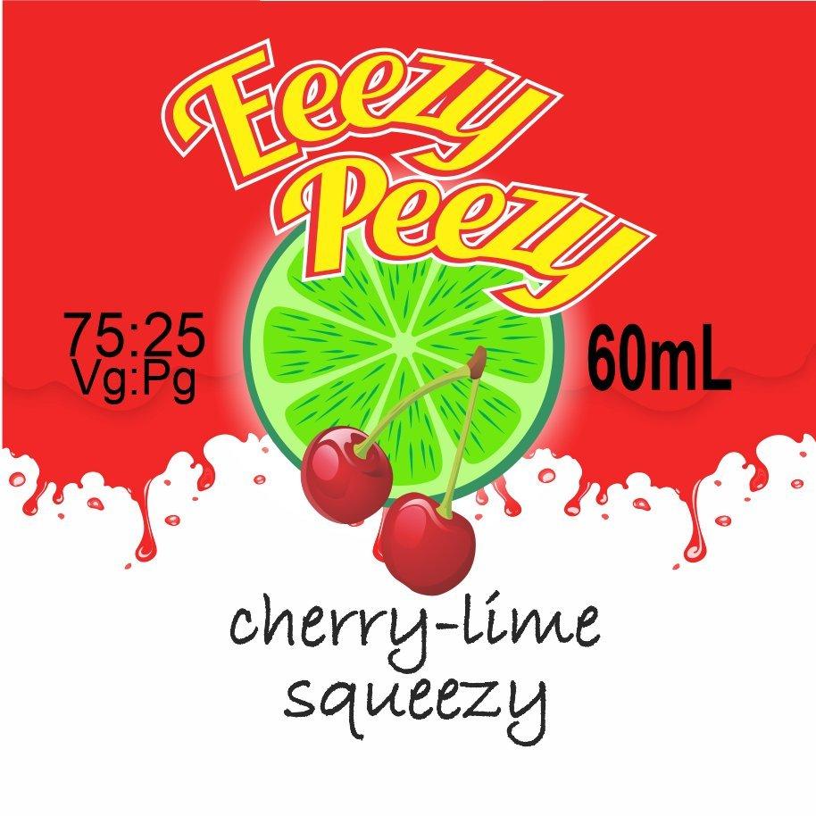 Eeezy Peezy Cherry-Lime Squeezy