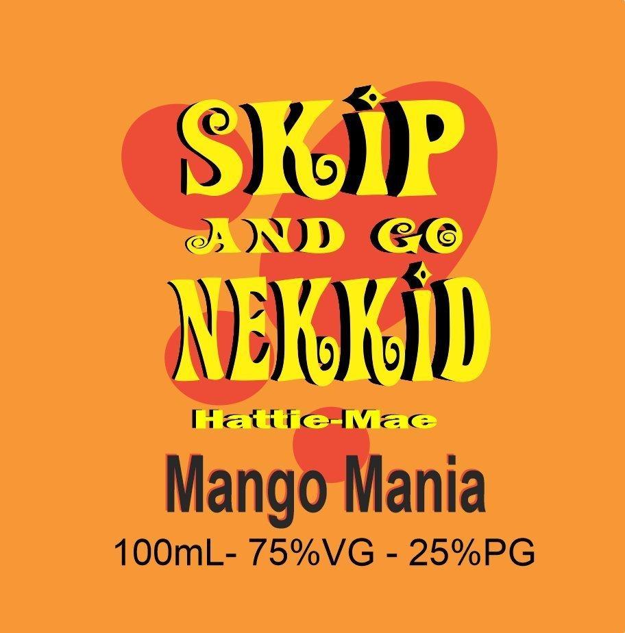 Mango Mania - 100mL