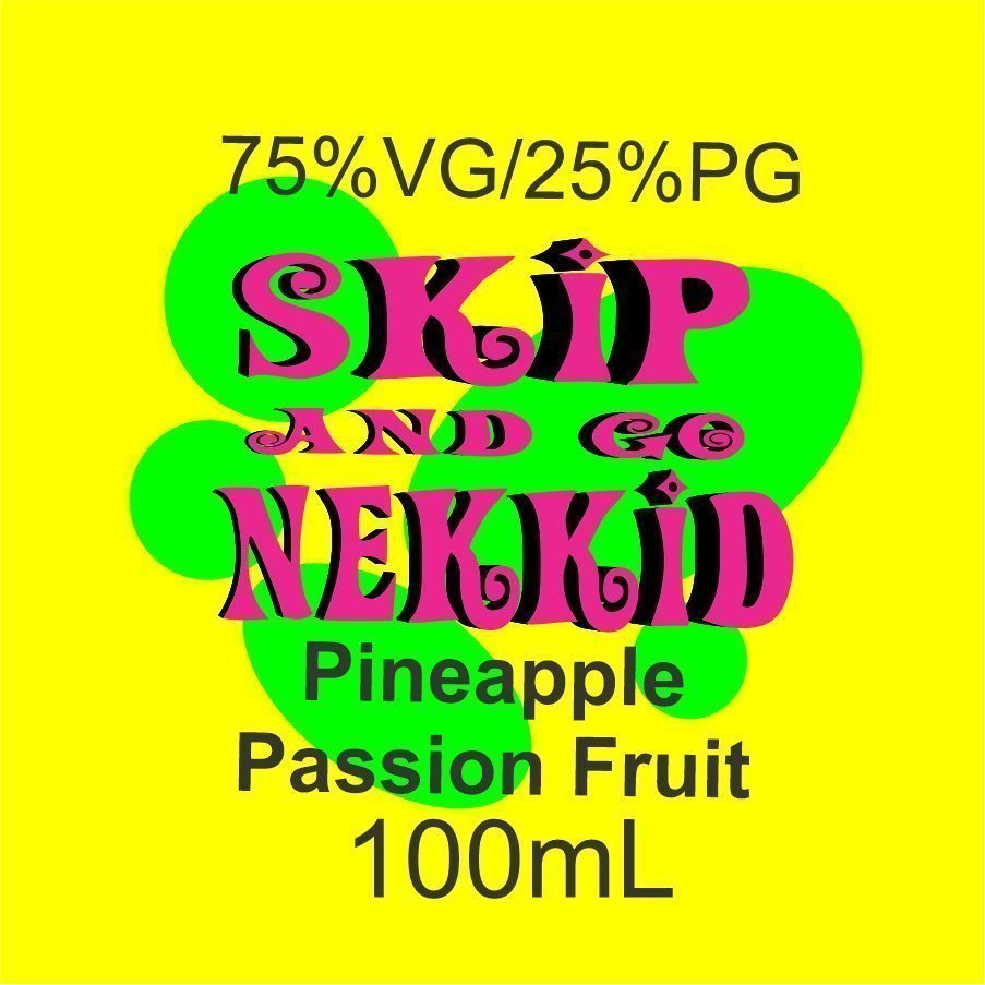 Pineapple Passion Fruit 100mL