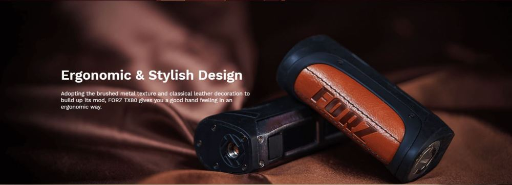 Forz tx80 mod ergonomic