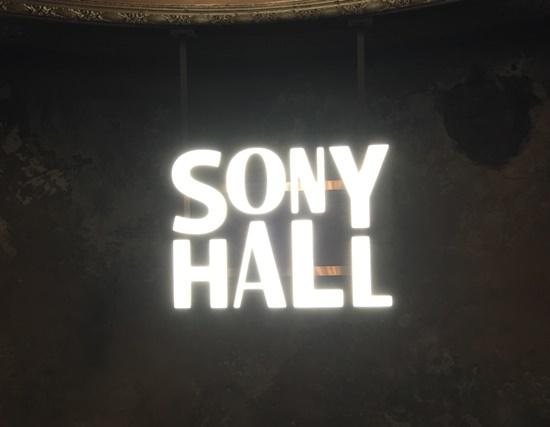 sonyhall