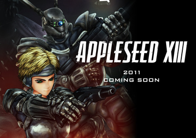 appleseed-xiii