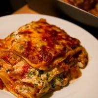 Then Suddenly, Lasagna