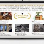 猫ショートムービーコンテスト「Catdance Film Festival2013」投票受付中