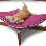 モダンな猫ベッドシリーズ:「Bambú Hammock I」