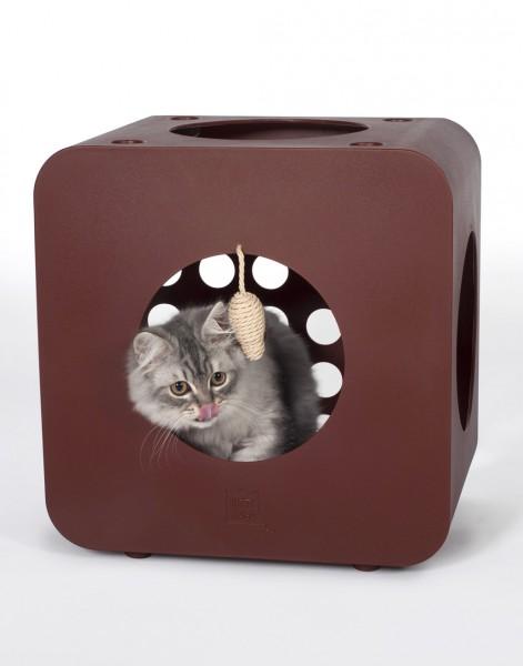 140703kitty kasa collection02 471x600 - 鍛えて遊べて眠れる猫ハウス、コンプリート欲を刺激する