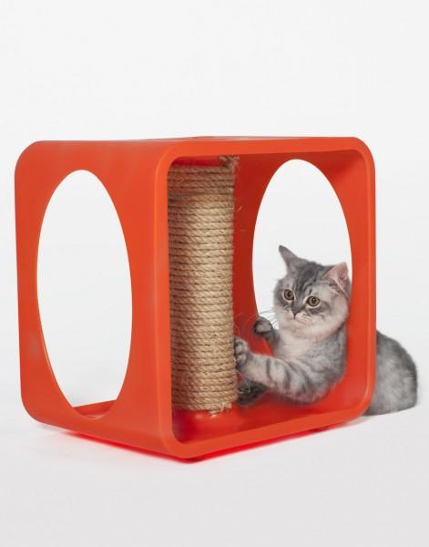 140703kitty kasa collection04 471x600 - 鍛えて遊べて眠れる猫ハウス、コンプリート欲を刺激する