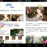 猫ニュース専門アプリ「もっとねこ」、満を持してAndroid版が登場