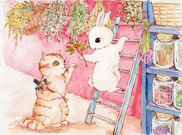 161207adventcalendar01 600x443 - 子猫のあぺりらツリーを作る、2017年の猫物語アドベントカレンダー