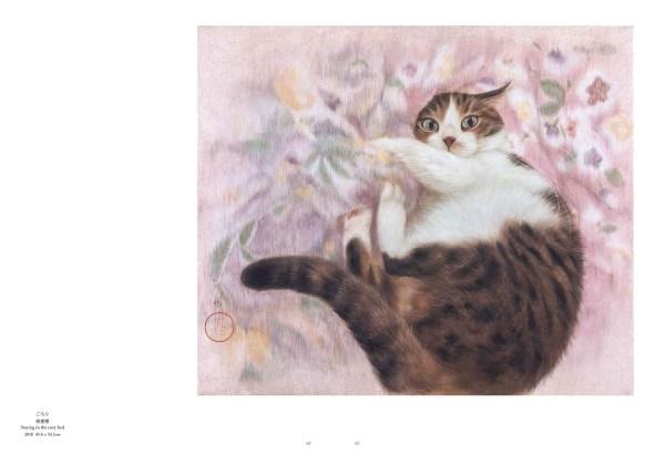 181114cat 2000 600x411 - 4Kじゃ足りない緻密な猫画集、出版記念展は銀座で19日まで