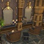 【FF14】これはオシャレ!「美容室」を再現したハウジングレイアウト紹介【画像あり】