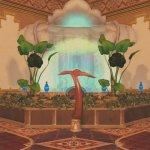 【FF14】リゾートホテル風ハウジングレイアウト!ロビー+屋外プール付きの部屋【画像あり】