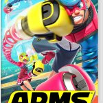 Switchの新感覚格闘スポーツゲーム「ARMS」が6月16日発売! 予約受付が開始