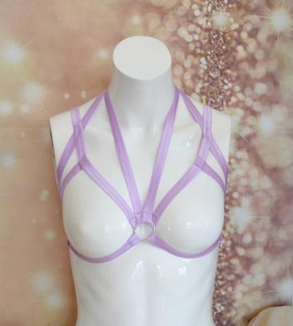 Aretta body bra harness