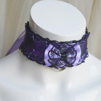 Kitten play collar - Nebula Dreams
