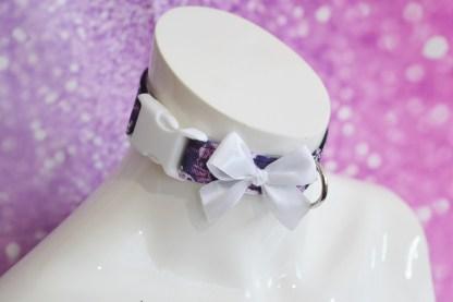 Kitten play buckle collar - Marble Dog