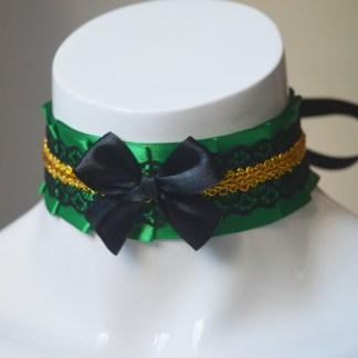 Lady Loki collar