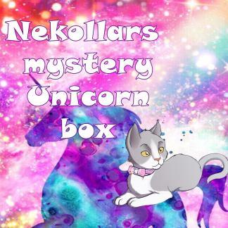 Nekollars Mystery Unicorn Box