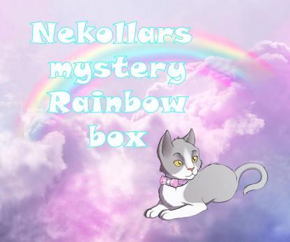 Nekollars Rainbow Box