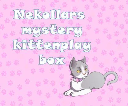 Nekollars Mystery Kittenplay Box