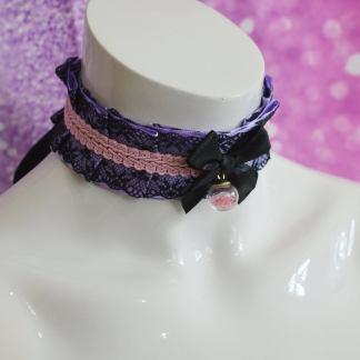 gothic collar - Fiorella