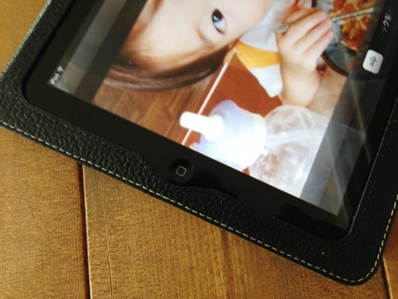 iPadのホームボタンが鈍く(効かなく)なったとき。