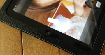 iPad2、ホームボタンが鈍くなった