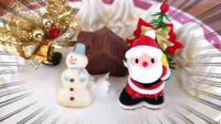 ヤマザキのクリスマスケーキ8号の大きさ・感想。ケーキサイズ(号数)の解説など。