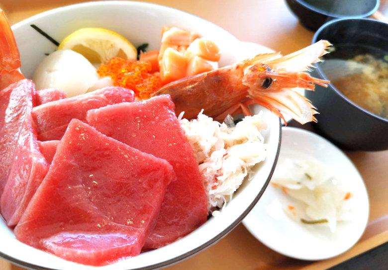 ジョナサンの豪華!海鮮丼膳の感想。ジョナサンの注文がタッチパネル化について。