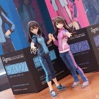 Figma Rin Shibuya & Shimamura Uzuki Jersey ver.