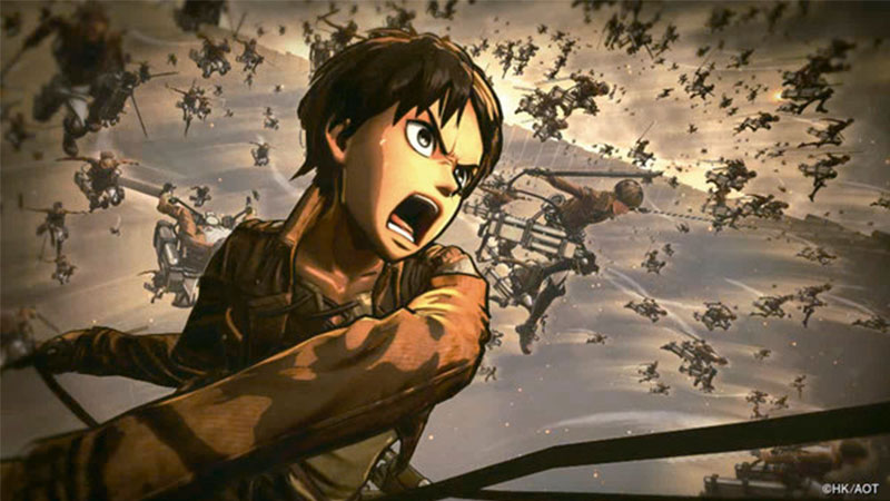 attack on titan game