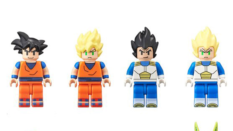 dragon ball z figme