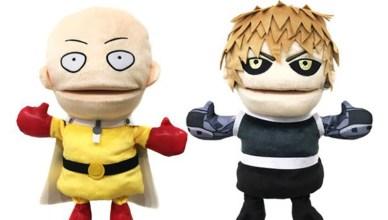 one punch man merchandise