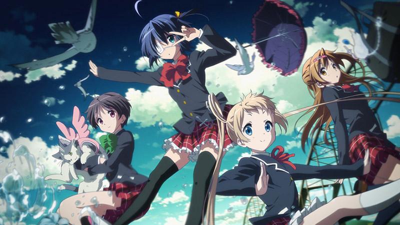Anime Chuunibyou demo Koi ga Shitai! Season Ketiga Akan Diumumkan?