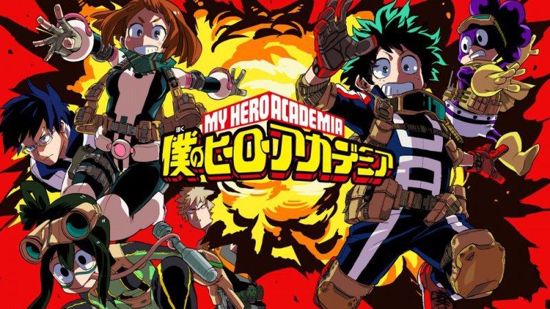 Boku no Hero Academia S2