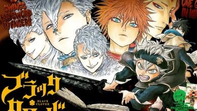Black Cover anime