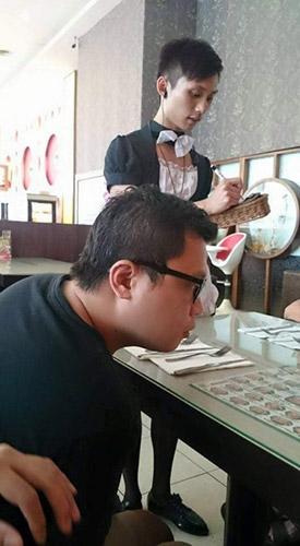 otoko no ko maid cafe