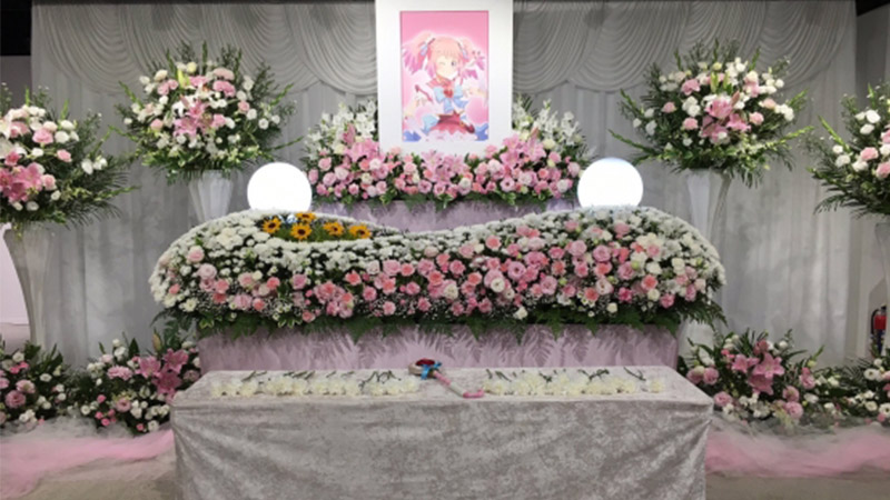mamika funeral re:creators
