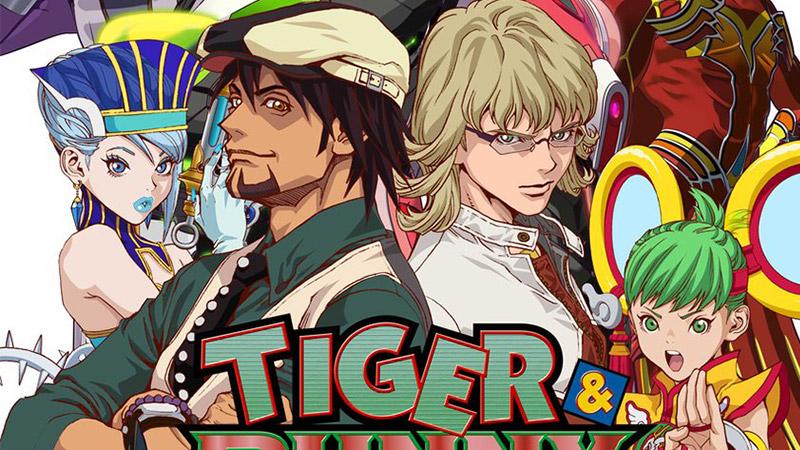 tiger & bunny new anime