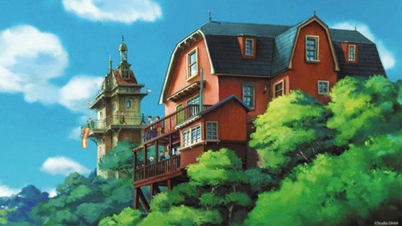 Theme Park Bertema Ghibli Yaitu Ghibli Park, Akan Dibuka di Perfektur Aichi di Jepang Pada Tahun 2022!