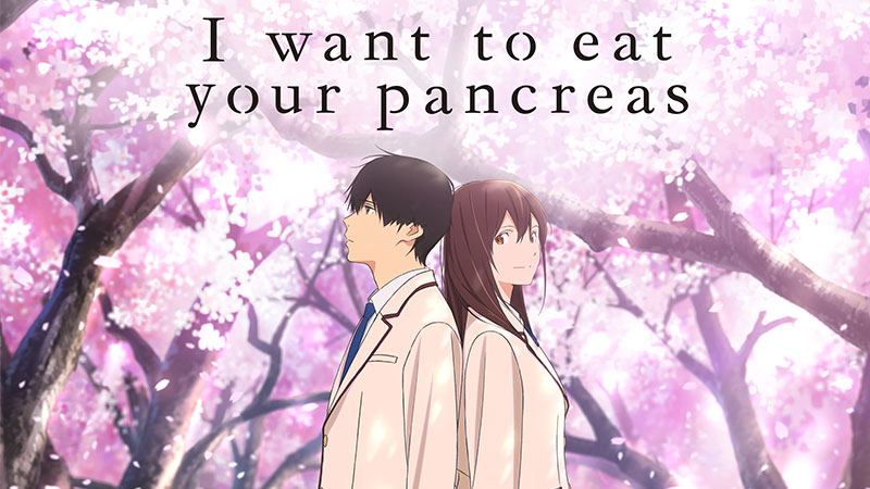 Review Anime Movie 'I Want to Eat Your Pancreas': Siapkan Tissue Yang Banyak!