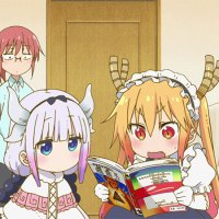 Anime Kobayashi-san Chi no Maid Dragon Season 2 Telah Dikonfirmasi!