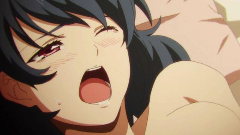 Anime Domestic na Kanojo Episode Pertama Tanpa Sensor Dihadirkan Sebagai Bonus Manga Volume ke 22!